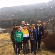 Firmlinge aus St. Johann sammeln für die Tiere