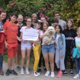 Besuch & Spende Ursulinenheim Bruneck