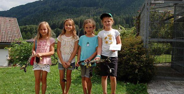 4 Freundinnen für den Tierschutz