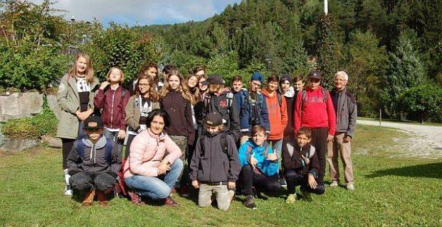 Freie Waldorfschule Brixen zu Besuch