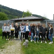 Besuch & Spende 2 Gb SoGym Sand i. Taufers